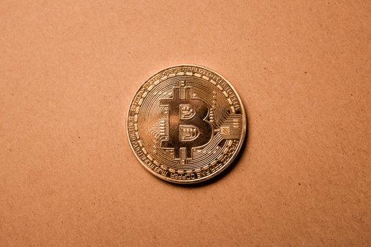 BTC - Bitcoin Coin