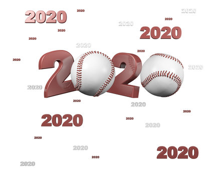 Many Baseball 2020 Designs