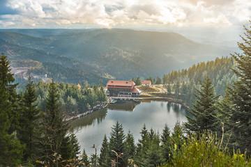 Mummelsee Black Forest