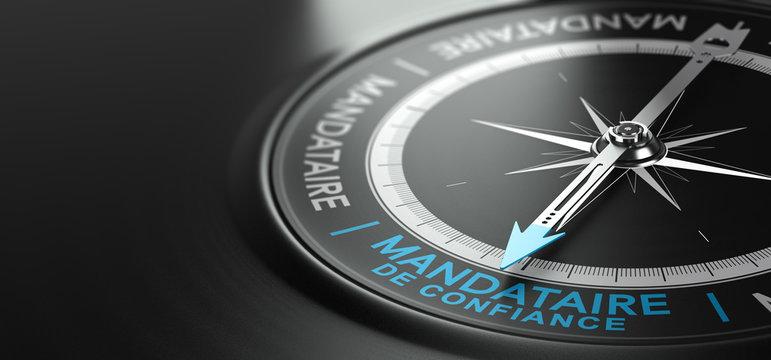 Courtier ou mandataire de confiance dans le secteur de l'automobile, de l'assurance ou de l'immobilier.