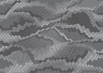seamless snake skin camouflage pattern urban