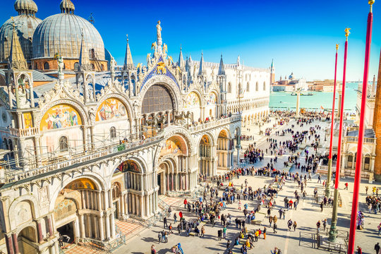 cathedral of San Marco, Venice
