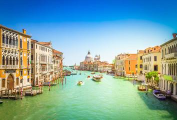 Grand canal, Venice, Italy Papier Peint