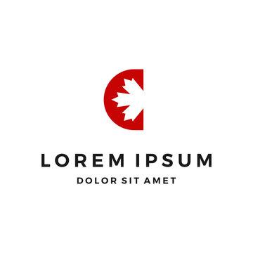 Canada Logo Design Template