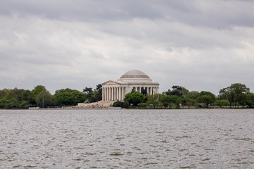 Jefferson Monument at Washington DC