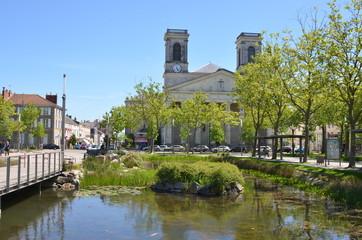 La Roche sur Yon, Vendée, France