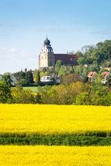 church at Herrenberg south Germany