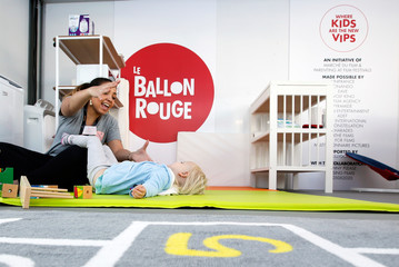 72nd Cannes Film Festival - Le Ballon Rouge initiative