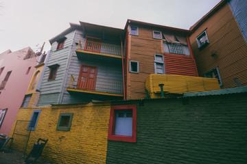 Keuken foto achterwand Buenos Aires El Caminito
