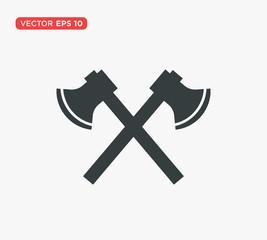 Axe Icon Vector Illustration