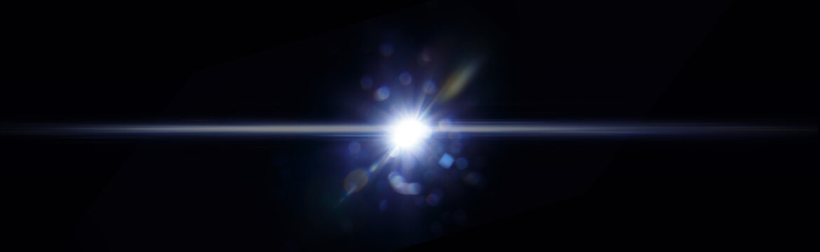 Flash light and Flare theme , Realistic lens flares , light leaks, overlays.