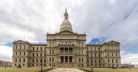 Lansing Michigan State Capitol Building