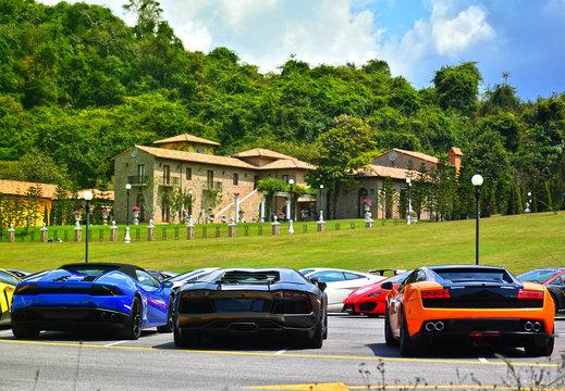 Top luxury cars, lifetime achievement awards