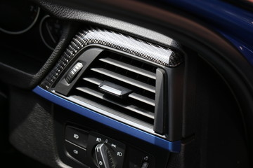 Spot car's interior design