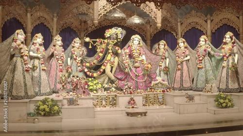 ISKCON Mayapur deities, 4k ungraded