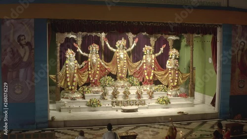 ISKCON Mayapur deities, 4k ungraded