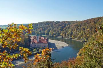 Kloster Weltenburg an der Donau, Kehlheim, Deutschland