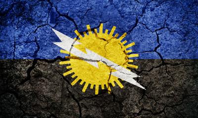 Zulia State flag