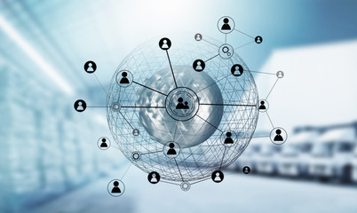 Network social technologies for your business