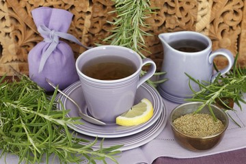 Caraway tea - Buy this stock photo and explore similar