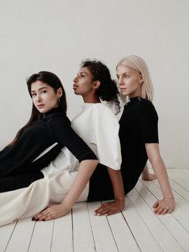 Multiethnic fashion