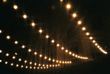 City Lights Fotomurales