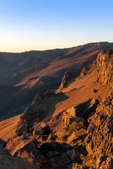 Haleakala Mount Crater Maui