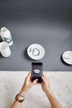 Handmade Porcelain Dishware