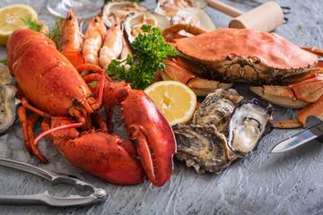 assorted crustacean image
