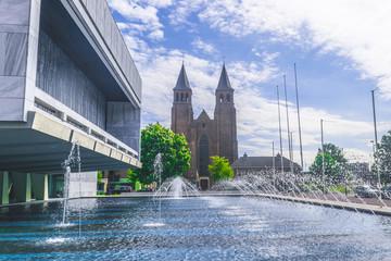 St. Walburgis church in Arnhem