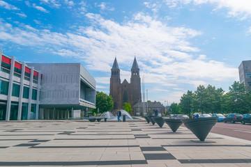 City hall of Arnhem