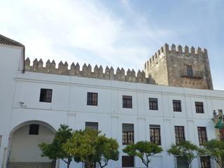 Arcos de la Frontera, white town of Cadiz. Andalusia,Spain