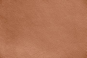 Deurstickers Leder The texture of genuine leather. Impeccable and stylish background. Beautiful stylish background. Natural skin texture close up. Brown background. The structure of the leather material brown shades.