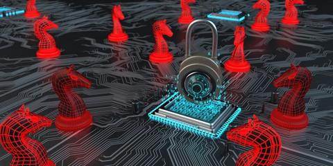 Gute Hardware Verschlüsselung hält die Trojaner fern