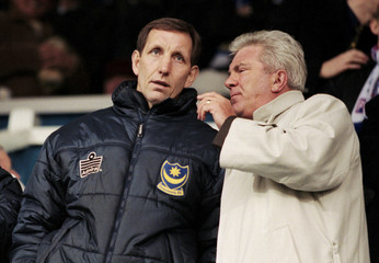 FA Cup Fourth Round - Portsmouth vs Leeds United