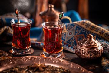 Black Turkish tea