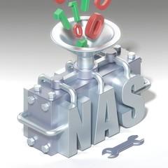 Network Attached Storage (NAS) • Storage device