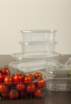 plastic packaging for fruit and vegetables