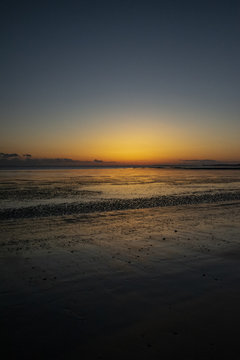 Sunset Chatelaillon Plage