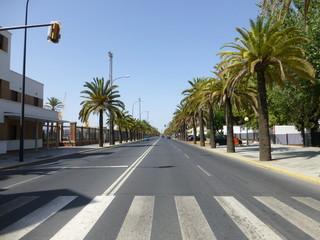 Huelva, city of Andalusia,Spain