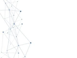 幾何学的な背景 ネットワークイメージ