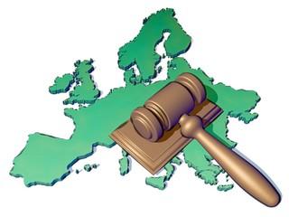 European laws • European case law • European justice