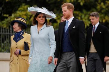 Britain's Lady Gabriella Windsor's wedding