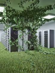 Green data center • Environment-friendly servers