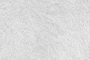 Fluffy fabric texture