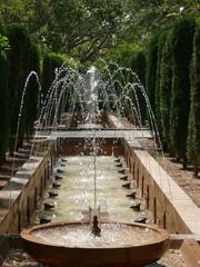 Park in Palma de Mallorca