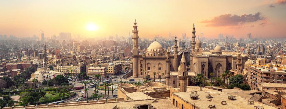 Sultan Hassan in Cairo