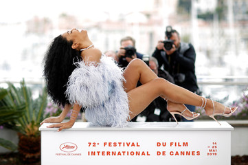"72nd Cannes Film Festival - Photocall for the film ""Port Authority"" in competition for the category Un Certain Regard"