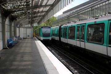 Paris - Station de Métro