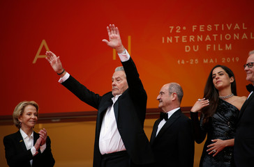 72nd Cannes Film Festival - Red Carpet Arrivals - Honorary Palme d'Or to Alain Delon